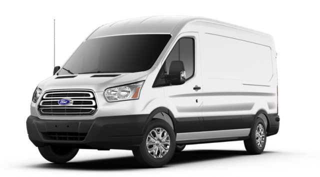 New 2019 Ford Transit-250 CARGO MR Commercial-truck in Danbury, CT